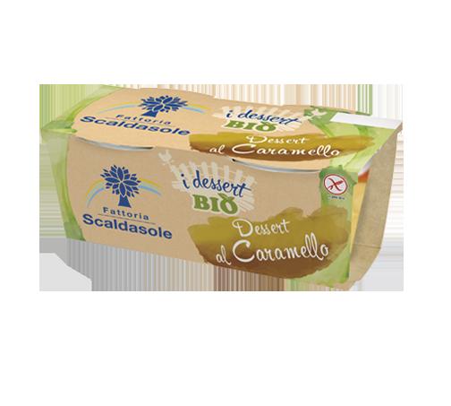 Scatola Dessert Caramello 230gr Biologico Scaldasole